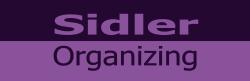 Sidler Organizing Logo